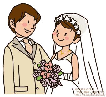 結婚式 男女 男性 女性 女の子
