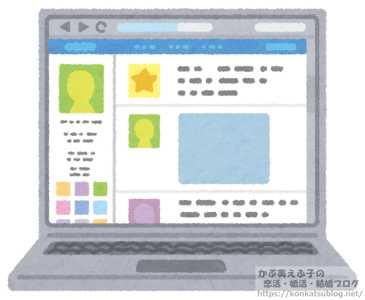 パソコン PC SNS